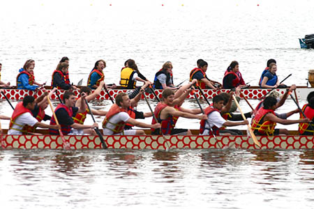 Image result for Youth Dragon Boating